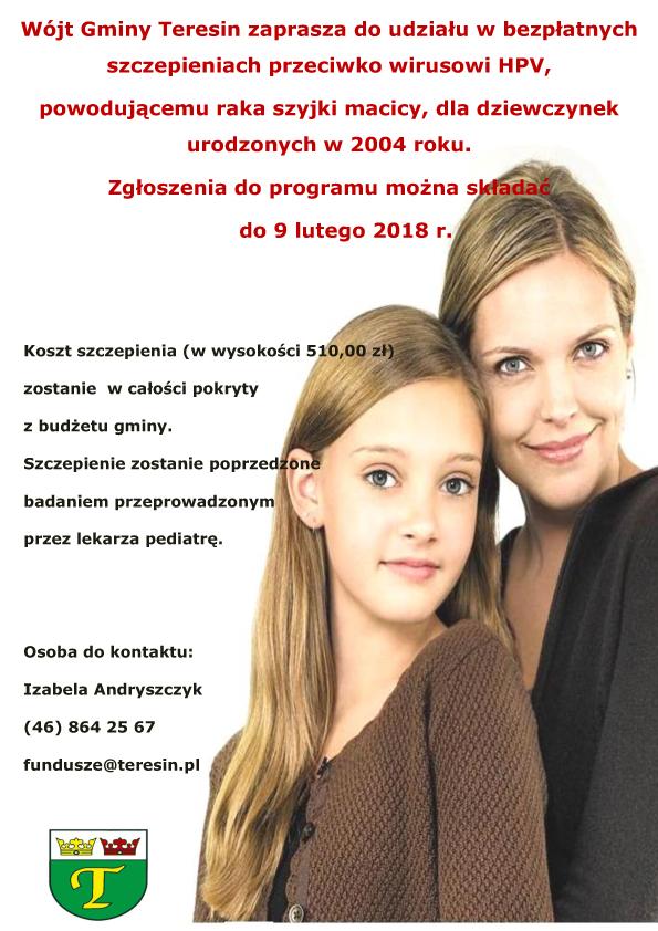 Plakat HPV