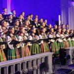 Koncert zespołu Mazowsze w Niepokalanow