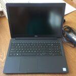Zakupiony z dotacji Laptop wraz zasilaczem
