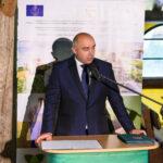 Sławomir Piotrowski – dyrektor MODR otwiera uroczystą galę etapu wojewódzkiego AgroLigi