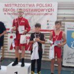 Seweryn Grądzik na najwyższym stopniu podium kategorii wagowej do 48 kg