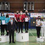Na drugim stopniu podium stanęły Agnieszka Grądzik, Julia Lempart i Marta Narloch
