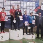Mistrz Polski Bartłomiej Nowakowski