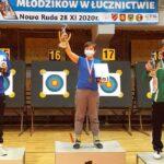Mistrz Polski Jan Lisiecki