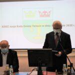 Obradom XXXII sesji Rady Gminy Teresin przewodniczył Bogdan Linard