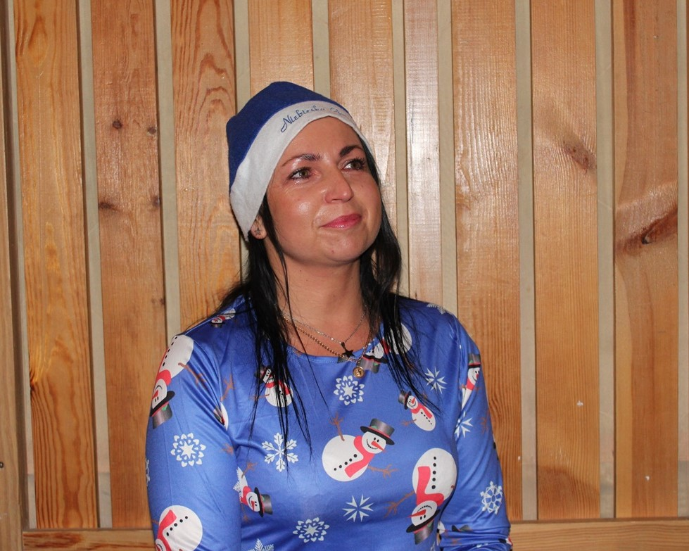Pomysłodawczyni i organizatorka akcji Anna Opęchowska-Ciak