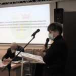 Sprawozdanie przedstawia Joanna Milczarek - kierownik Referatu ds. Obywatelskich