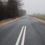Przebudowana części drogi łączącej obwodnicę Teresina i Zielonkę