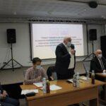 W sesji udział wzięli wójt Marek Olechowski, jego zastępca Marek Jaworski i skarbnik Agnieszka Rosa
