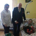 Do życzeń dołączyła także kierownik USC Agnieszka Adamczyk