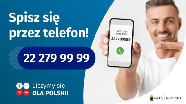 Spisz się przez telefon
