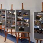 Uroczystości towarzyszyła wystawa fotograficzna dokumentującą powstawanie nowego skrzydła szkoły