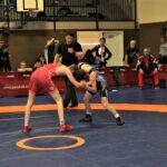 Fabian Niedźwiedzki w pojedynku o brązowy medal