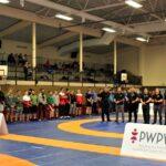 Na matach Teresina walczyło 157 młodych zapaśników z 57 klubów z całej Polski
