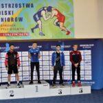 Na trzecim stopnium podium stanął Fabian Niedźwiedzki