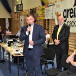 Ryszard Nieźwiedzki podziękował za pomoc w organizacji MP partnerom, sponsorom, działaczom, samorządowi gminnemu oraz przyjaciołom LKS Mazowsze Teresin