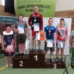 Mistrzem Zrzeszenia w kat. 68 kg został Patryk Kutyłowski