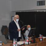 Obradom przewodniczył Bogdan Linard