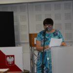 Protokół pokontrolny przedstawiła przewodnicząca komisji rewizyjnej Danuta Olejnik