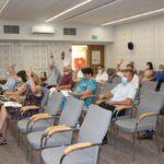 Radni przegłosowali podczas XXXIX sesji Rady Gminy kilkanaście uchwał