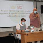 Wójt Olechowski zaprezentował najistotniejsze zmiany w Regulaminie utrzymania czystości i porządku na terenie Gminy Teresin