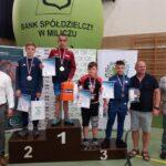 W kat. 52 kg rywalizację wygrał Dawid Bielski