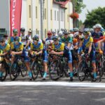 24 zespoły stanęły na starcie pierwszego etapu 64. kolarskiego wyścigu Dookoła Mazowsza