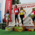 Czerwoną koszulkę najaktywniejszego zawodnika na 1. etapie otrzymał Szymon KRAWCZYK