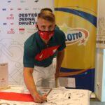 Kamil Rybicki złożył przysięgę olimpijską