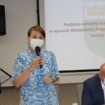 Propozycje zmian budżetowych przedstawiła skarbnik Agnieszka Rosa