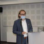 Robert Pindor przewodniczący Rady Społecznej ds. CPK podsumował jej dwuletnią kadencję