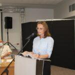 Sprawozdanie z działalności Gminnej Biblioteki Publicznej przedstawiła dyrektor Aleksandra Starus