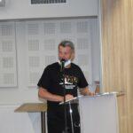 Sprawozdanie z działalności Teresińskiego Ośrodka Kultury przedstawił dyrektor Mariusz Cieśniewski