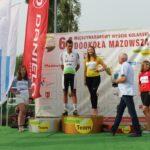 Szymon KRAWCZYK odebrał nagrodę za zwycięstwo trzeciej lotnej premii