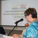 Wnioski Komisji Rewizyjnej przedstawiła przewodnicząca Danuta Olejnik
