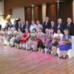 Wspólna pamiątkowa fotografia wszystkich Jubilatów