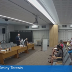 XLI sesja Rady Gminy Teresin