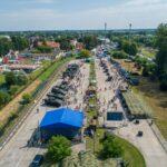 15 sierpnia. Piknik wojskowy w Niepokalanowie, (fot. 3. Warszawska Brygada Rakietowa Obrony Powietrznej)