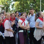 Do Niepokalanowa przybyły dzieci z całej Polski.