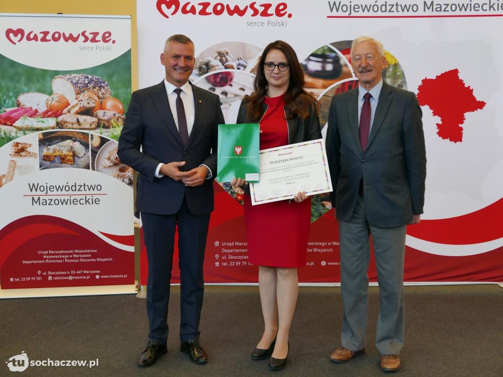 Fundację FERA VIA reprezentowała prezes Izabela Andryszczyk