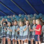 Jakubowe Muszelki zaangażowały wszystkich pod sceną do wspólnego śpiewu i tańca.