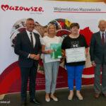 Stowarzyszenie IMPULS reprezentowały prezes zarządu Agnieszka Ptaszkiewicz i skarbnik Danuta Olejnik