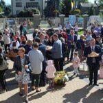 Tegoroczne Dożynki Gminy Teresin zgromadziły rzesze parafian