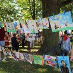 Zorganizowany został tematyczny konkurs plastyczny związany z postacią św. Józefa