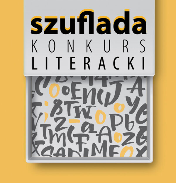 Logo Konkursu Literackiego Szuflada