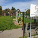 Aktywizacja mieszkańców poprzez budowę placu zabaw i rekreacji w sołectwie Dębówka