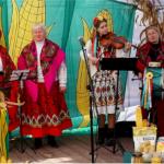 Zespół folklorystyczny z Wiskitek